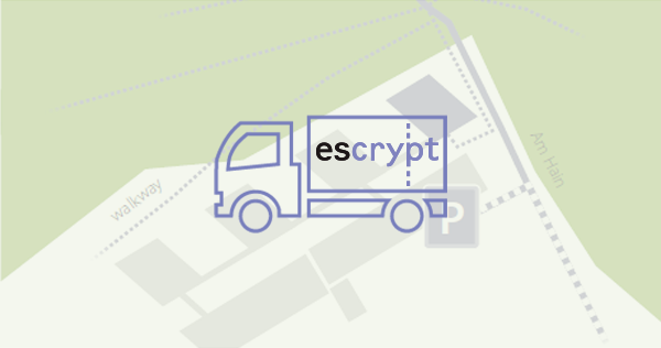 ESCRYPT has moved