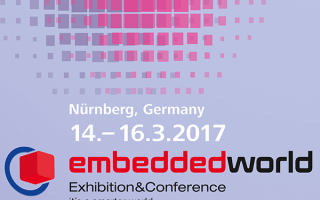 Embedded World 2017 Logo