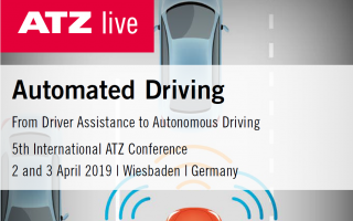 ATZ automated driving 2019