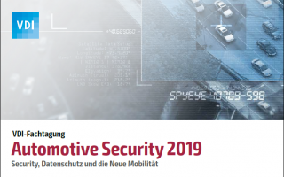 VDI Automotive Security 2019