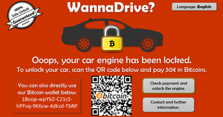 automotive ransomware