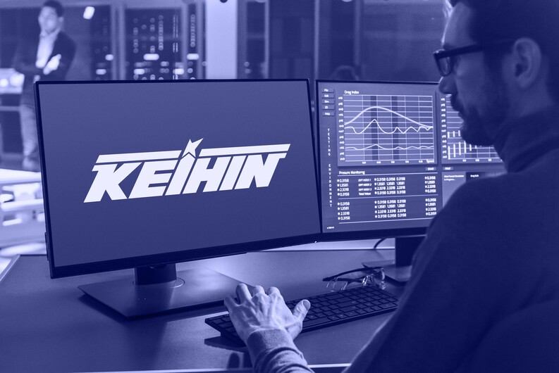 engineer at keihin desktop computer